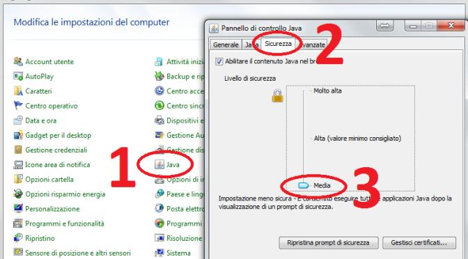 Circ. 10 -2014 Consolle Avvocato: soluzioni problemi aggiornamenti Java